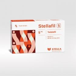 Thuốc cường dương  Stellafil 5, Hộp 30 viên