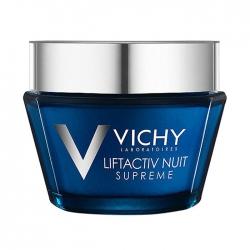 Kem dưỡng giúp chống nhăn và làm săn chắc da ban đêm Vichy Liftactiv Supreme Night Cream 50ml