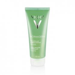 Gel rửa mặt ngăn ngừa mụn Vichy Normaderm Deep Cleansing Purifying Gel 100ml