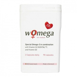 DAO Nordic Health Womega for Women, Hộp 90 viên