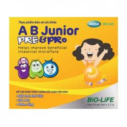A.B Junior Pre & Pro Mega 30 gói x 2.3g