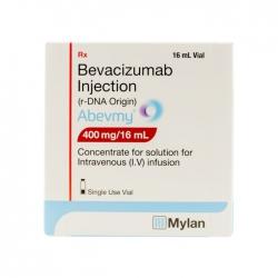 Thuốc Mylan Abevmy 400mg Inj, Hộp 16ml