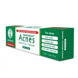 Kem trị mụn Acnes Medical cream, Tuýt 18g