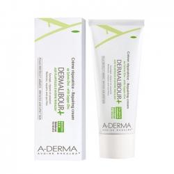 Aderma Dermalibour Cream kem phục hồi, làm dịu và kháng khuẩn