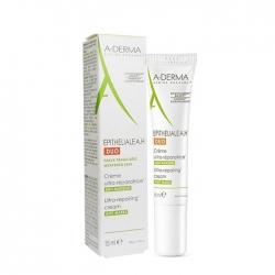 Kem liền sẹo, dưỡng ẩm, làm dịu da Aderma Epitheliale AH Duo-Ultra Repairing Cream 15ml
