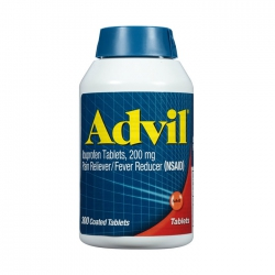 Thuốc giảm đau Advil 200mg, Hộp 300 viên
