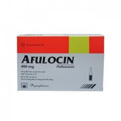 AFULOCIN - Pefloxacin 400mg