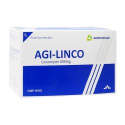 Agi-Linco 500 Agimexpharm 10 vỉ x 10 viên