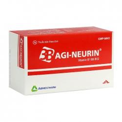 Agi-neurin Agimexpharm 10 vỉ x 10 viên