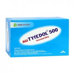 Agi-Tyfedol Agimexpharm 10 vỉ x 12 viên