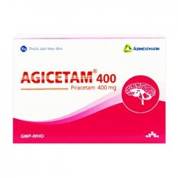 Agicetam 400 Agimexpharm 10 vỉ x 10 viên