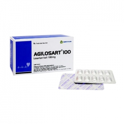 Agilosart 100 Agimexpharm 10 vỉ x 10 viên