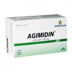Agimidin 100 Agimexpharm 3 vỉ x 10 viên