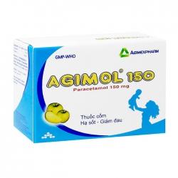 Agimol 150 Agimexpharm 30 gói x 1g