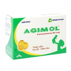 Agimol 80 Agimexpharm 30 gói x 1g