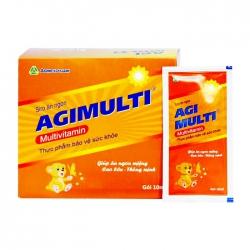 Agimulti Agimexpharm 30 gói x 5ml – Siro ăn ngon