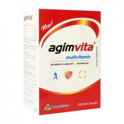 Agimvita Multivitamin Agimexpharm 10 vỉ x 10 viên – Vitamin tổng hợp