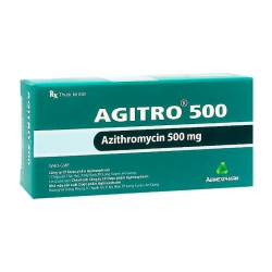 Agitro 500 Agimexpharm 2 vỉ x 3 viên