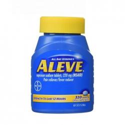 Thuốc giảm đau Bayer Aleve, Chai 320 viên
