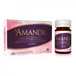 AMANDA tăng cường nội tiết tố nữ
