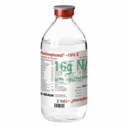 AMINOPLASMAL B.BRAUN 10% E 250 ML