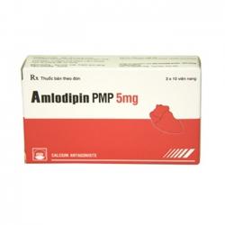 Amlodipin PMP 5 mg - Amlodipin 5 mg