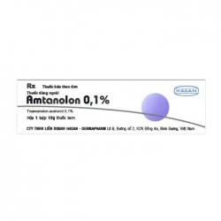 Amtannolon 0.1% Hasan 1 tuýp x 10g