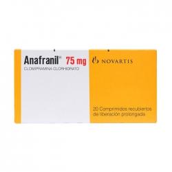 Anafranil 75mg Novartis 2 vỉ x 10 viên