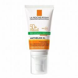 Kem chống nắng làm đều màu da, kiểm soát bóng nhờn cho da nhạy cảm La Roche-Posay Anthelios XL Tinted Dry Touch Gel Cream 50ml