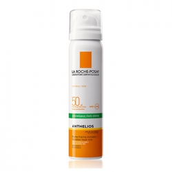 XỊt chống nắng Anthelios Invisible Mist Spf 50 75ml