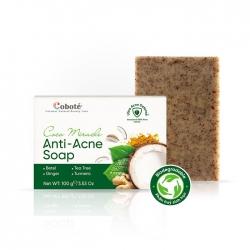 Xà phòng trị mụn Coboté Anti-acne Soap, Bánh 100g
