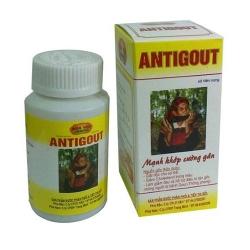 Antigout mạnh khớp cường gân, Hộp 60 viên