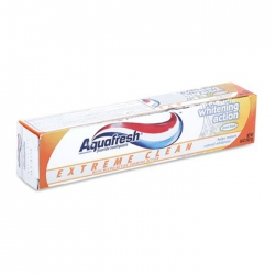 Kem đánh răng Aquafresh Extreme Clean Pure Breath Action 158.7g