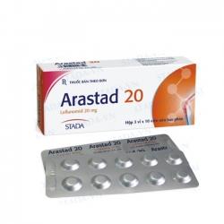 Thuốc kháng viêm Arastad 20