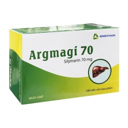 Argmagi 70 Agimexpharm 10 vỉ x 10 viên