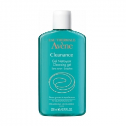 Gel rửa mặt dành cho da nhờn mụn Avene Cleanance Cleansing Gel 200ml