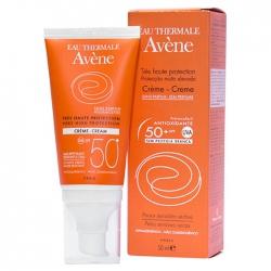 Kem chống nắng không mùi Avene Protection 50+ Fragrance Free 50ml