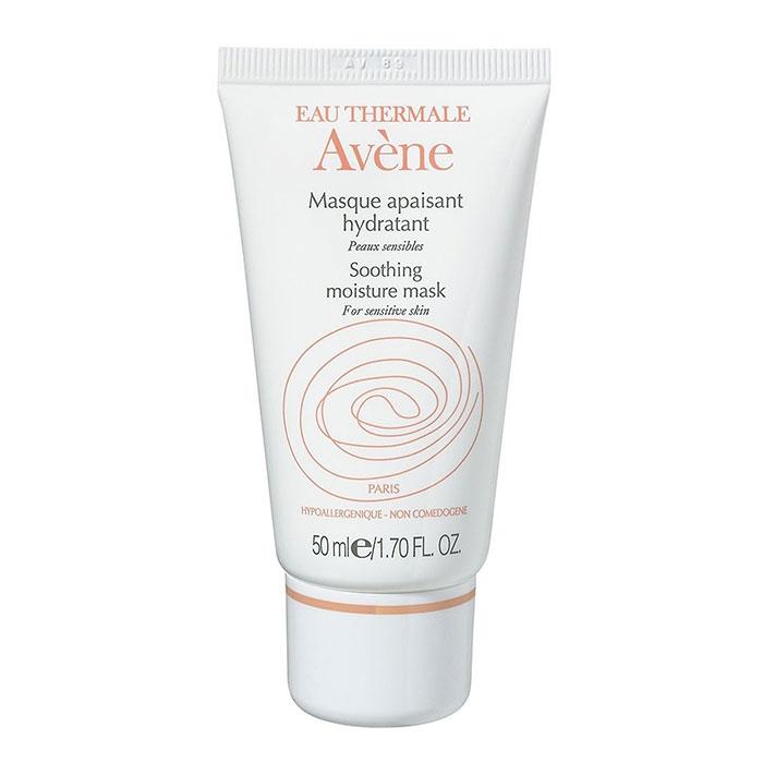 Mặt nạ dưỡng da và giữ ẩm cho da nhạy cảm Avene Soothing Moisture Mask 50ml