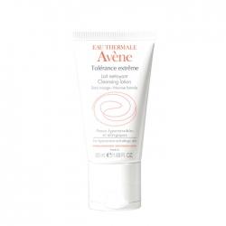 Lotion rửa mặt dành cho da quá nhạy cảm và dị ứng Avene Tolerance Extreme 50ml
