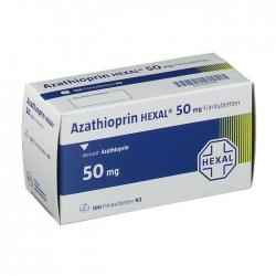 Azathioprin Hexal 50mg 10 vỉ x 10 viên
