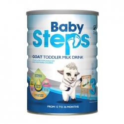 Babysteps Goat Toddler Milk Drink dành cho bé từ 12-36 tháng tuổi
