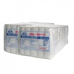 Băng cuộn y tế Đông Fa, Bịch 50 cuốn ( 2m5 x 0,09cm )