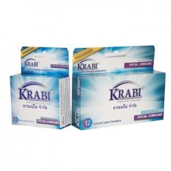 Bao cao su có gai Krabi Comdom Pleasure Dots