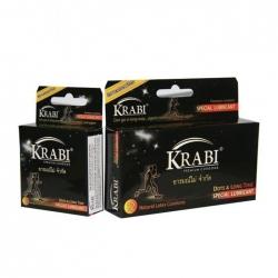 Bao cao su có gai và kéo dài thời gan Krabi Dots & Long Time