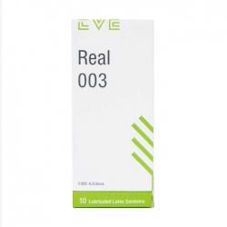 Bao cao su Eve Real 003, Hộp 10 cái