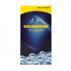 Bao cao su gai Goldentime Hộp 10 cái