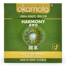 Bao Cao Su Okamoto Harmony, Hộp 3 Cái