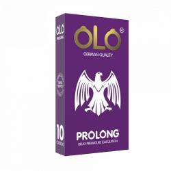 Bao cao su OLO Prolong siêu mỏng chống xuất tinh sớm, 10 Cái