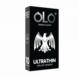 Bao cao su OLO Ultra Thin siêu mỏng kết hợp oral sex, 10 Cái