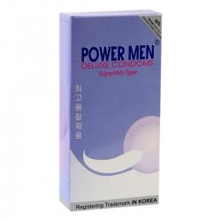 Bao cao su Power Men Superthin, Hộp 12 cái